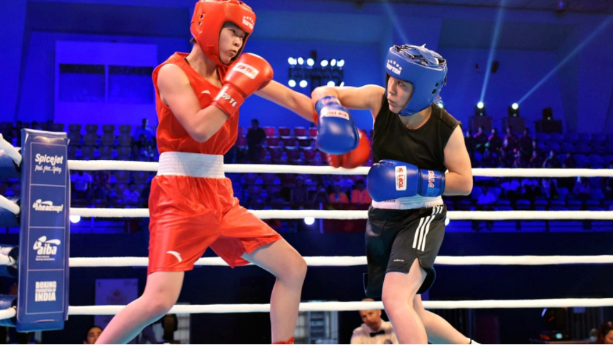 Flyweight event takes centre stage on opening day of AIBA Women's Youth World Championships