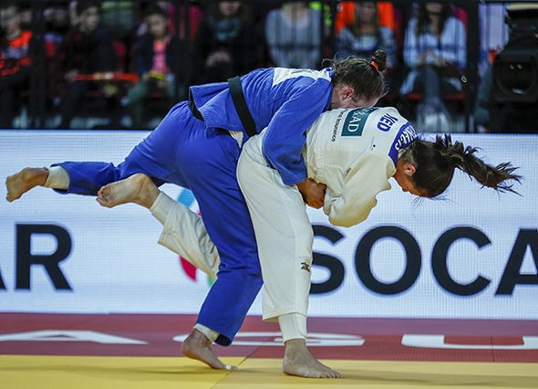 Hosts Netherlands end IJF Grand Prix in style