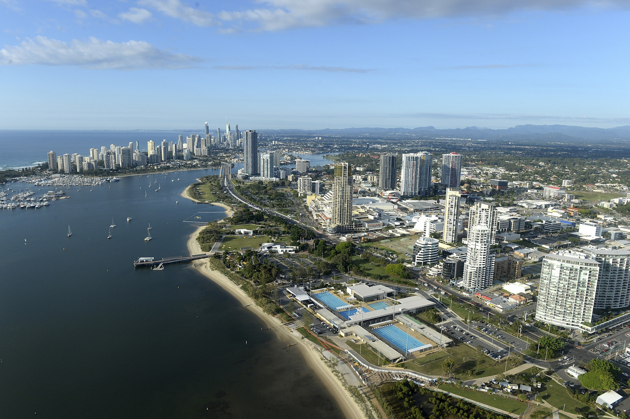An additional 100,000 tickets for Gold Coast 2018 have been released today to the general public ©Getty Images