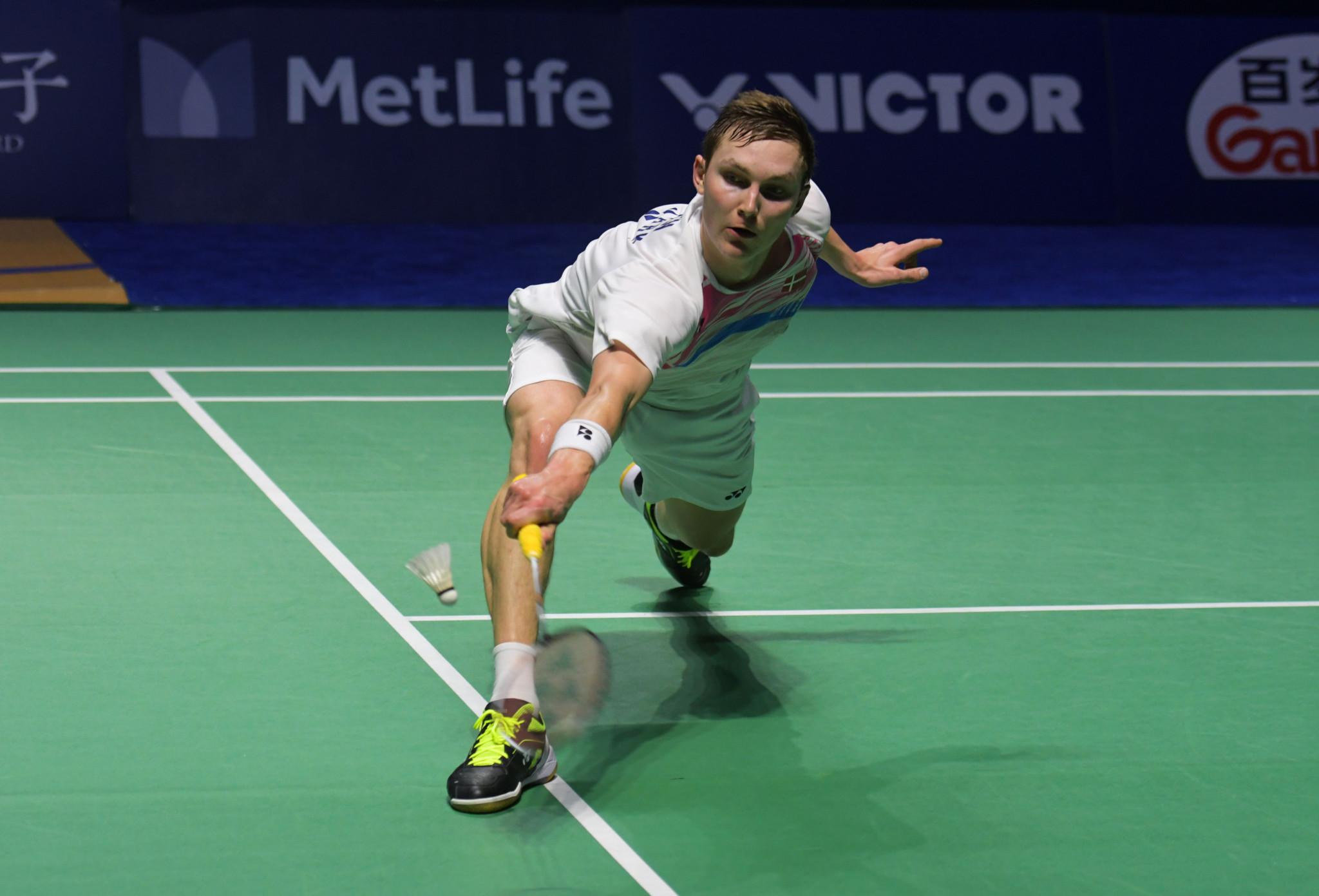 Axelsen among contenders at BWF Hong Kong Open