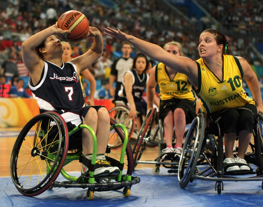A number of Japanese wheelchair basketball players will be attending the event in Tokyo on August 25