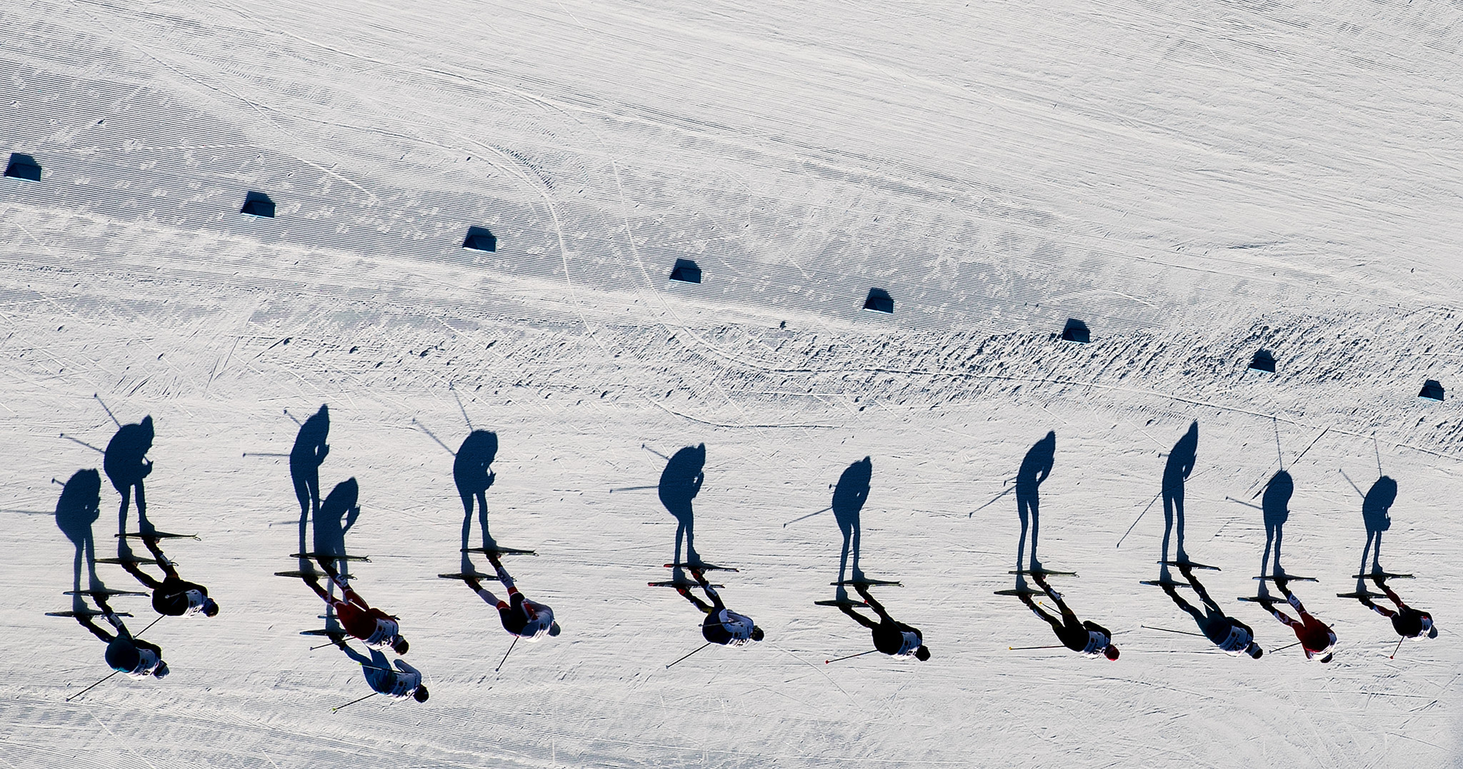 Stora Enso will be the presenting sponsor for the FIS Nordic World Ski Championships in Austria, as it was in Finland ©Getty Images