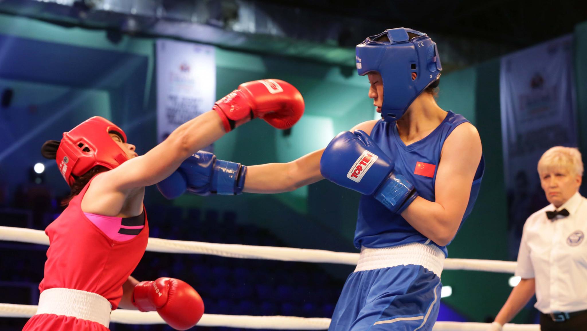 India enjoy dominant day at AIBA Women's Youth World Championships