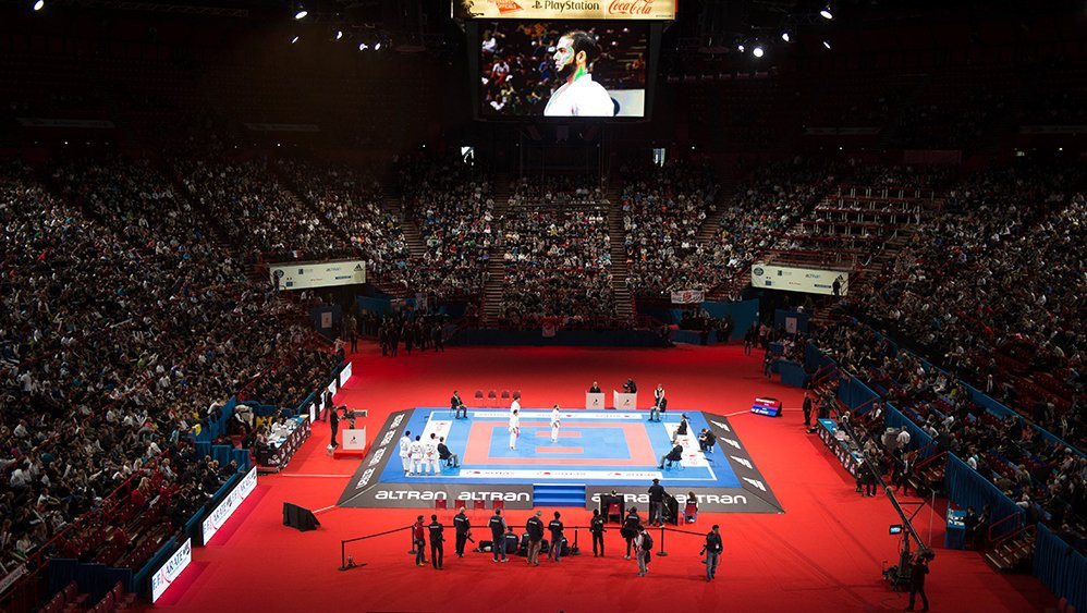Karate's most important event of the year, the Senior World Championship, will take place in Madrid ©WKF