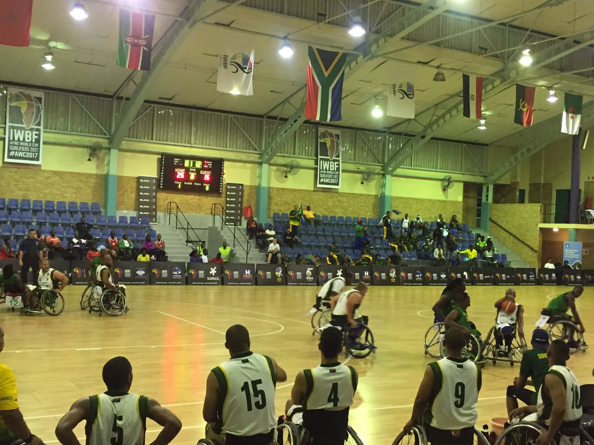 Egypt and Morocco strengthen semi-finals hopes at IWBF African Qualification Tournament