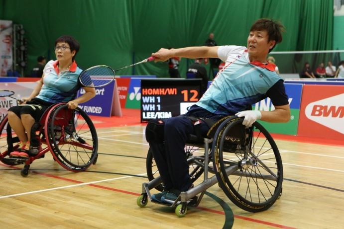 Defending champions make confident start at Para Badminton World Championships