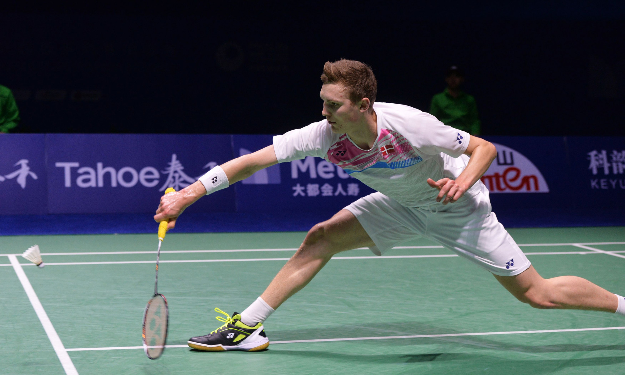 Olympic bronze medallist Axelsen withdraws from BWF Hong Kong Open with infection