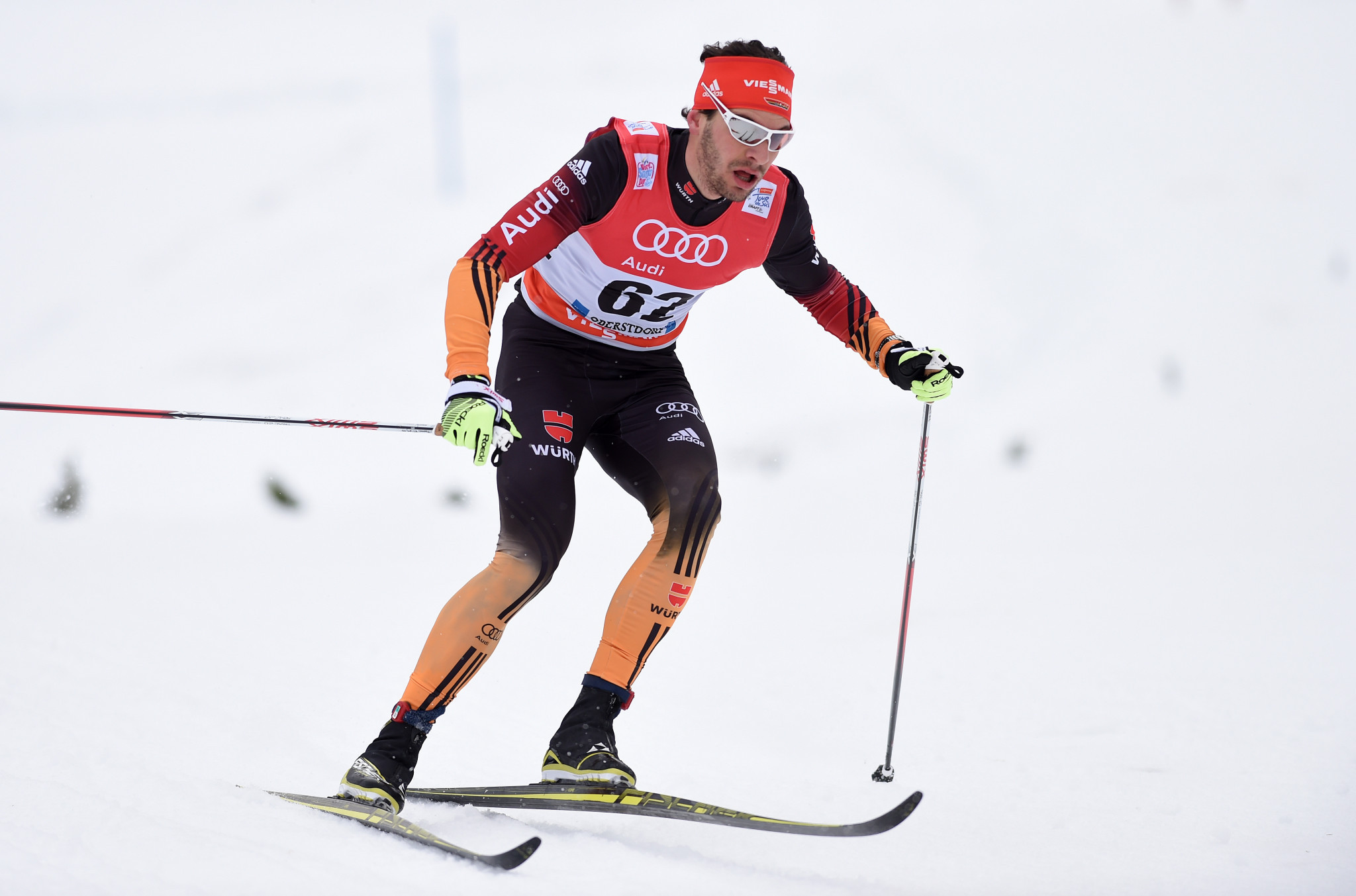 German cross-country skier Dotzler retires at age of 27