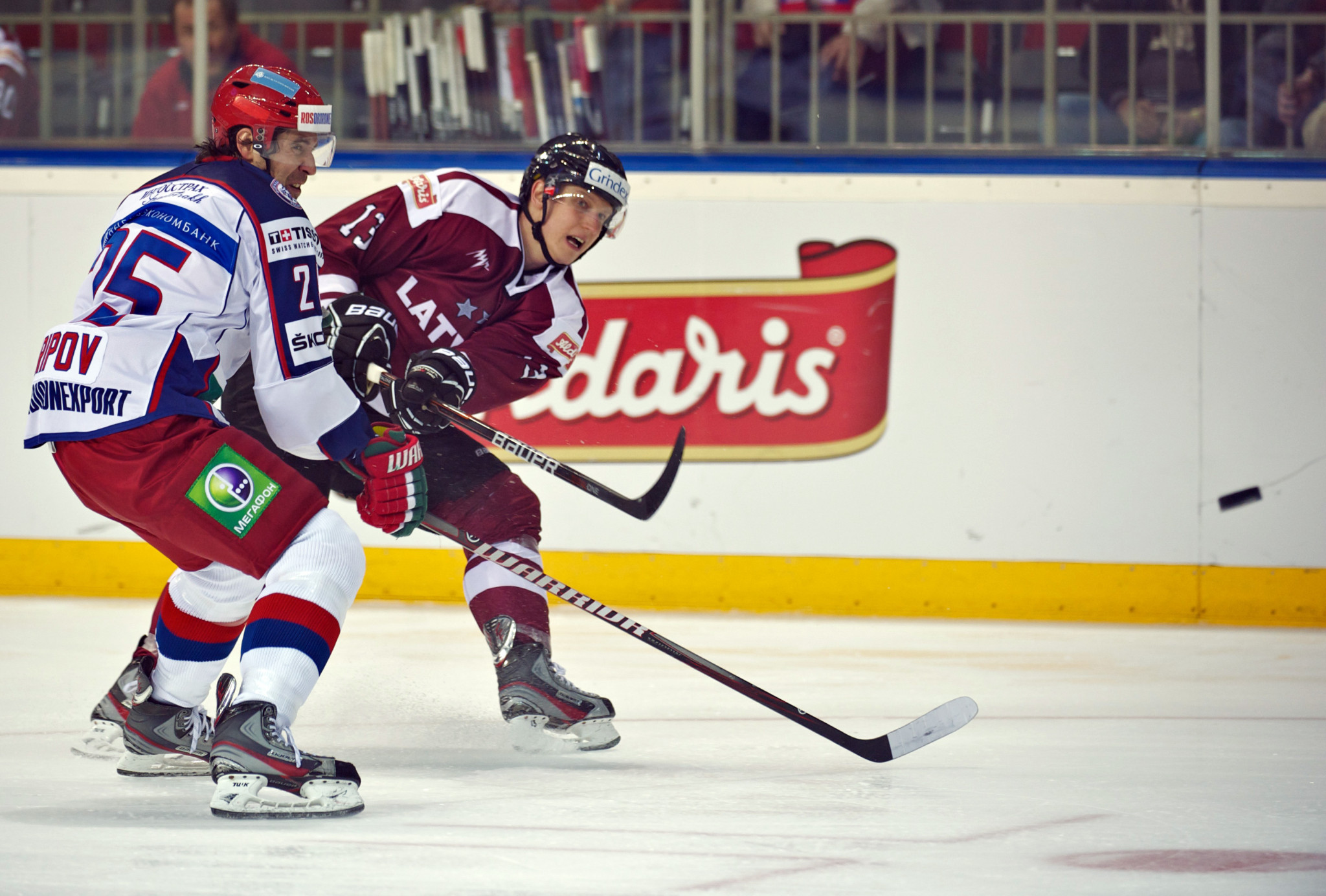 Zaripov free to return to ice hockey after IIHF reduce ban from two years to six months