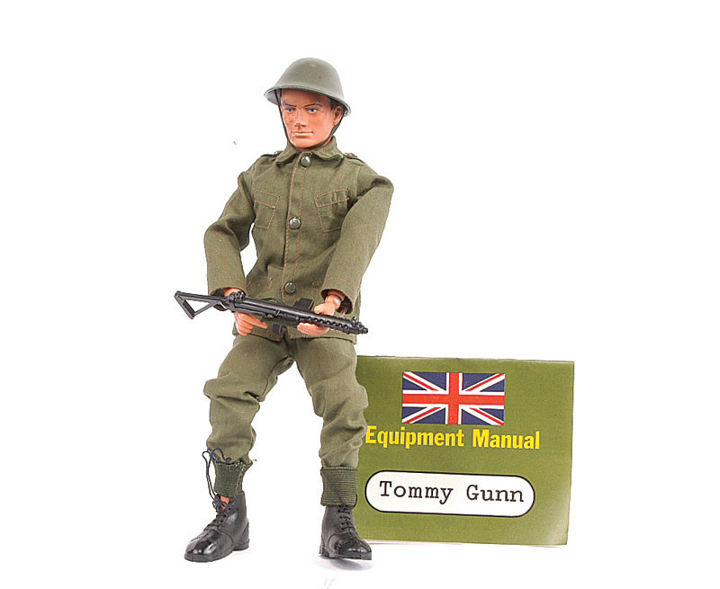 Tommy Gunn. British. Adaptable. Not to be confused with Action Man ©Twitter