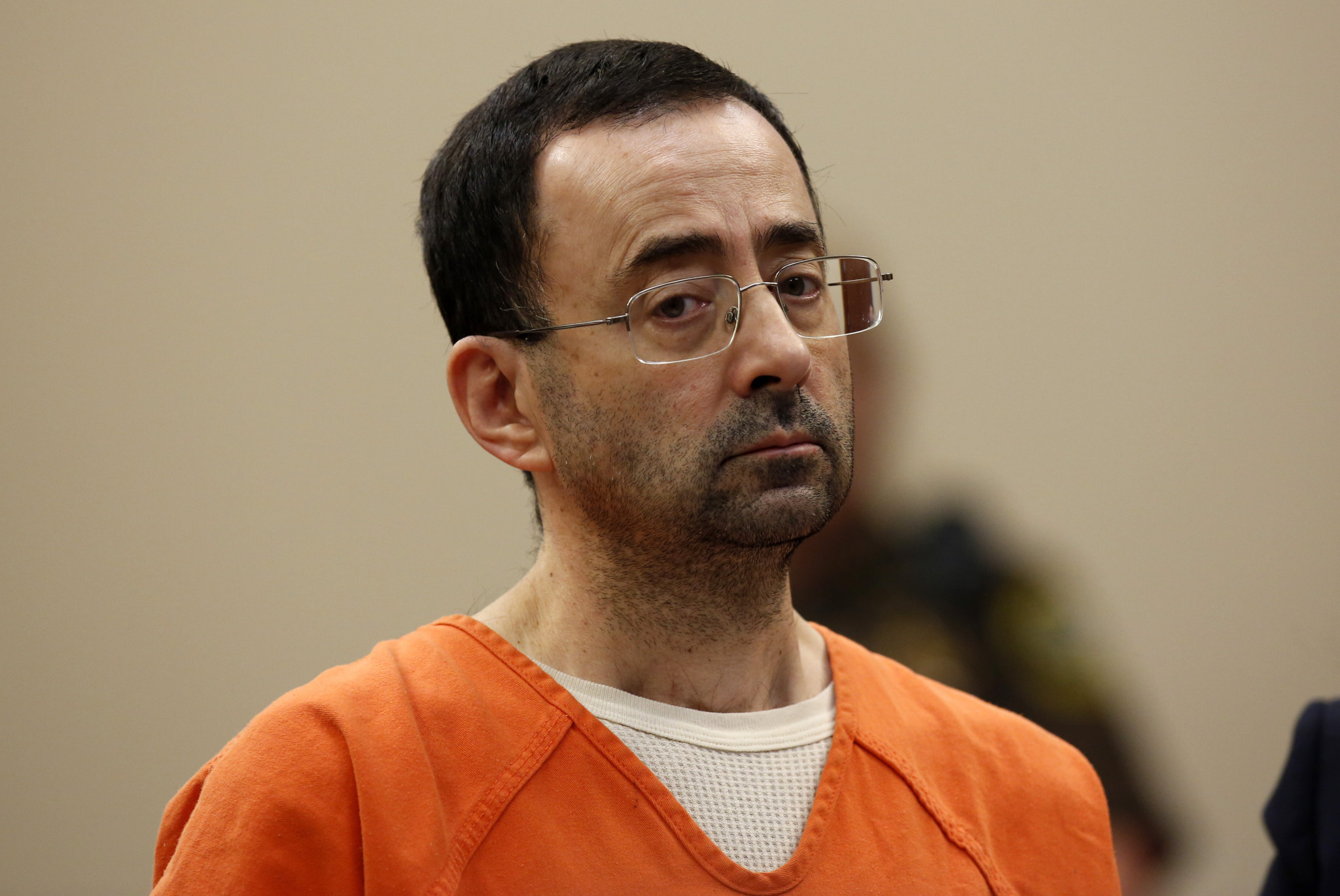 Former USA Gymnastics team doctor facing 25 years in prison after pleading guilty to sexual assault charges