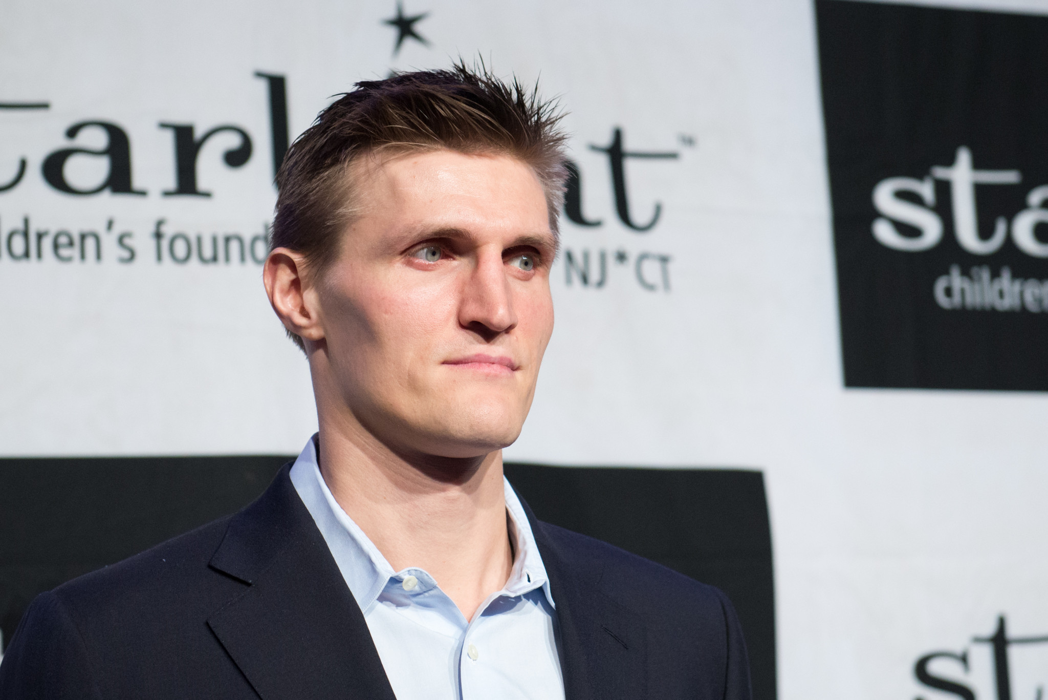 Russian Basketball Federation President Andrei Kirilenko said the 'negative attitude' towards Russian sport at the moment was the reason for Russia's withdrawal from the 2023 bidding process ©Getty Images