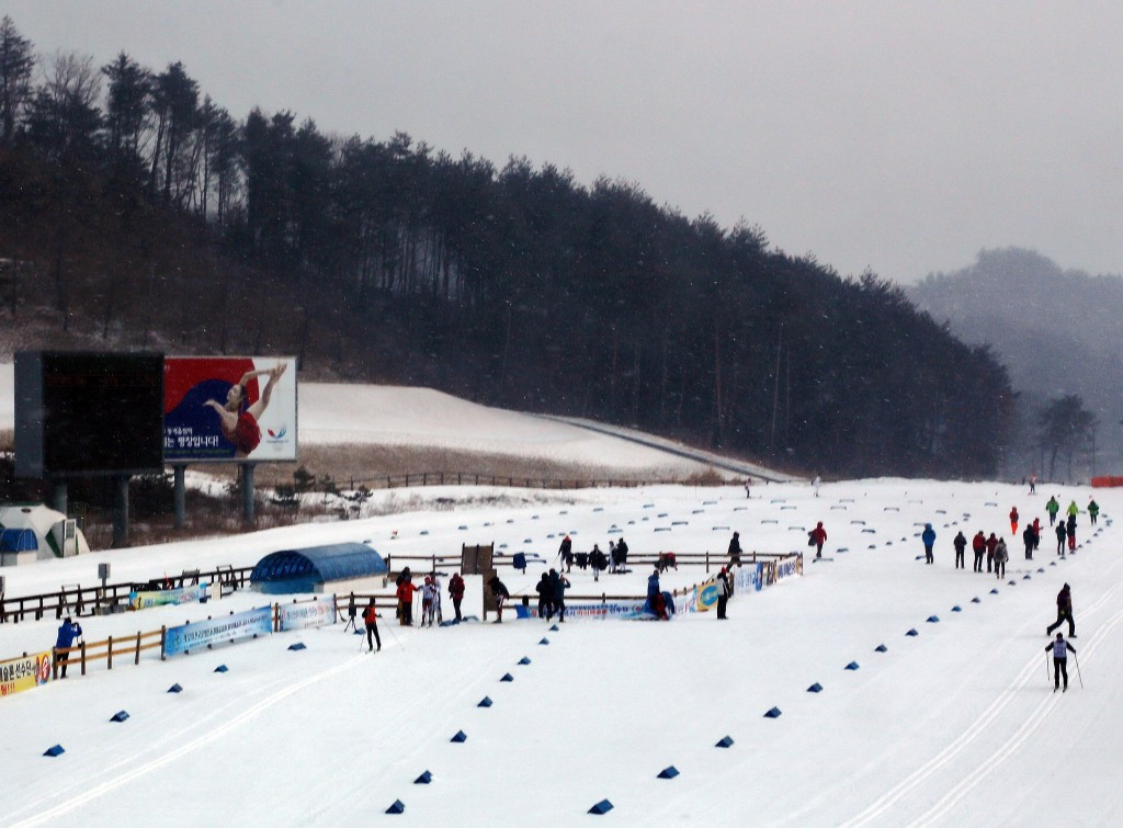 Pyeongchang 2018 hope the region can become a hub for winter sport in