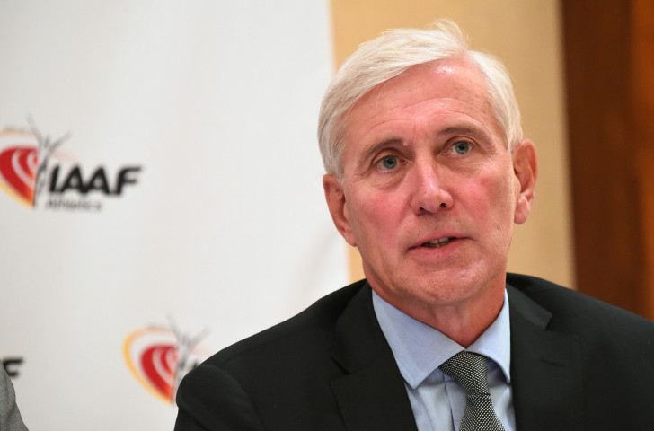 Rune Andersen will meet with members of his IAAF Taskforce before recommending what action the IAAF Council should take over the currently imposed ban on Russian athletes competing internationally ©Getty Images