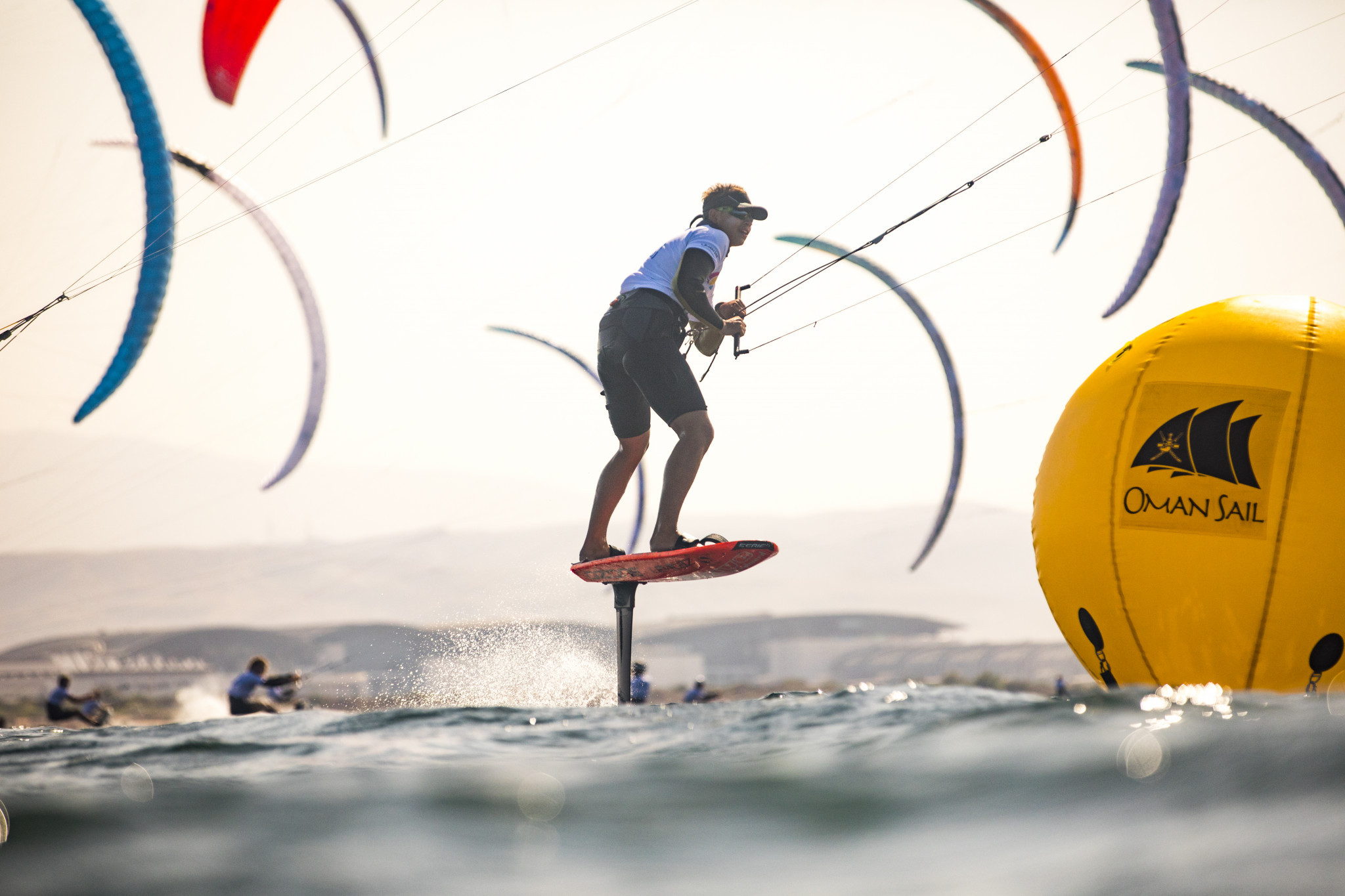 Frontrunners extend leads at IKA Formula Kite World Championships despite competition from chasing pack