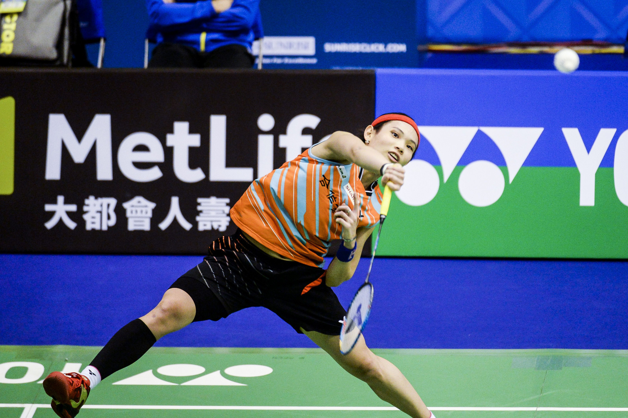 Few shocks in the singles on third day of BWF Hong Kong Open