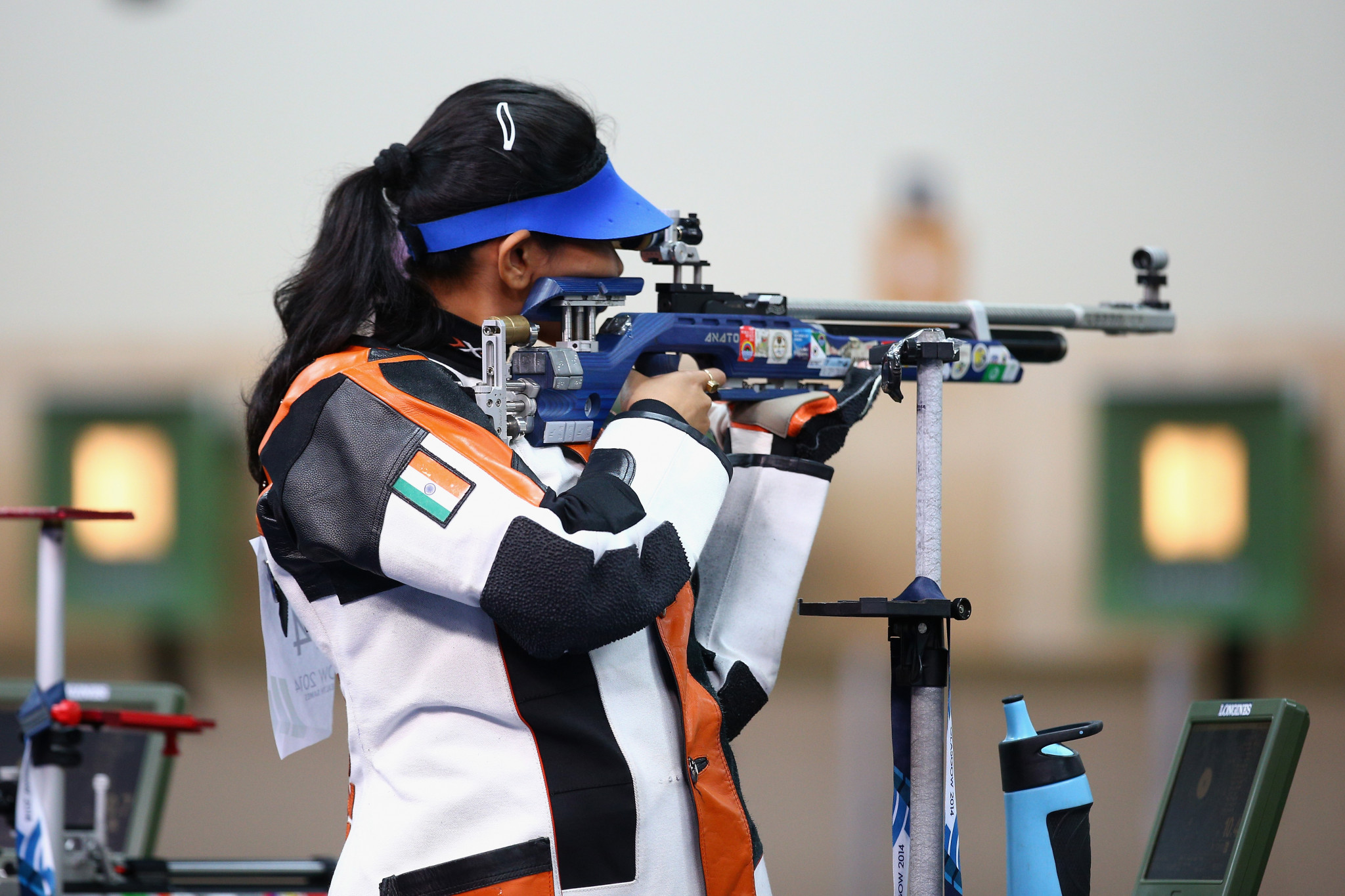 The Indian Olympic Association has called for the team to pull out of the Games after shooting was dropped from the medal programme ©Getty Images