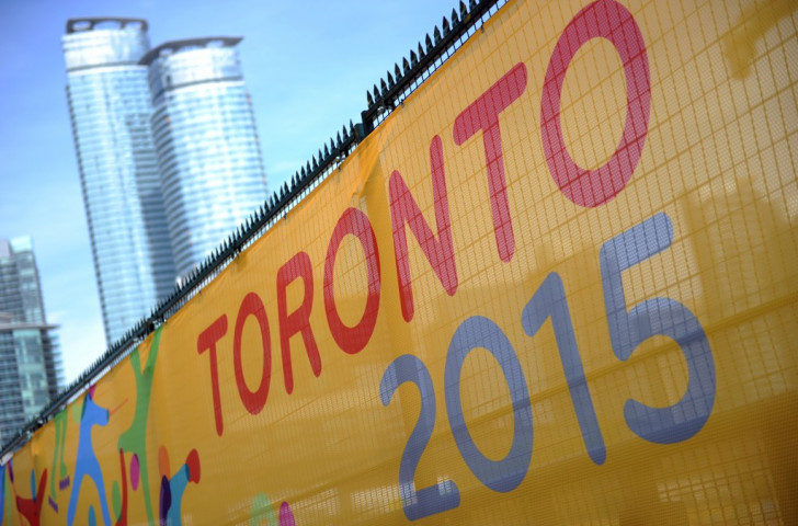 The observers visited a number of Toronto 2015 Parapan American Games competition areas