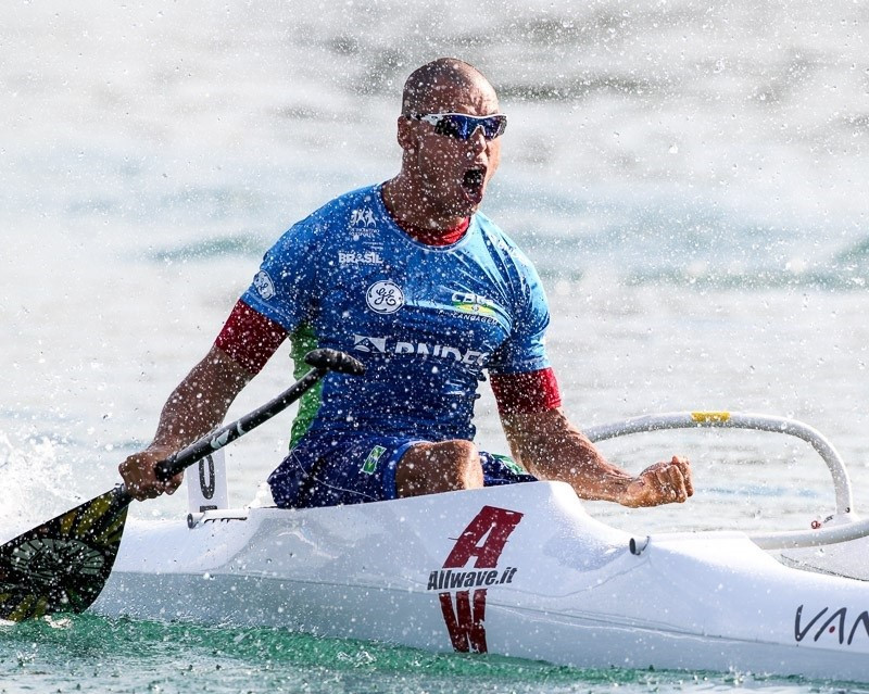 Brazil at the double on opening day of ICF Canoe Sprint and Para-Canoe World Championships