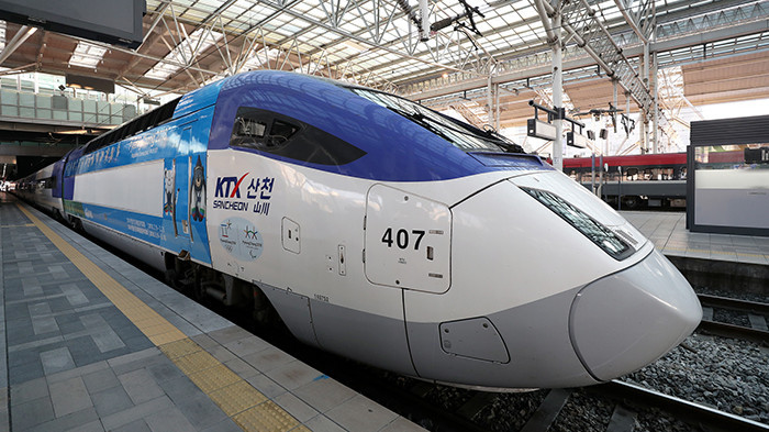 Trains for key Pyeongchang 2018 high-speed rail link unveiled