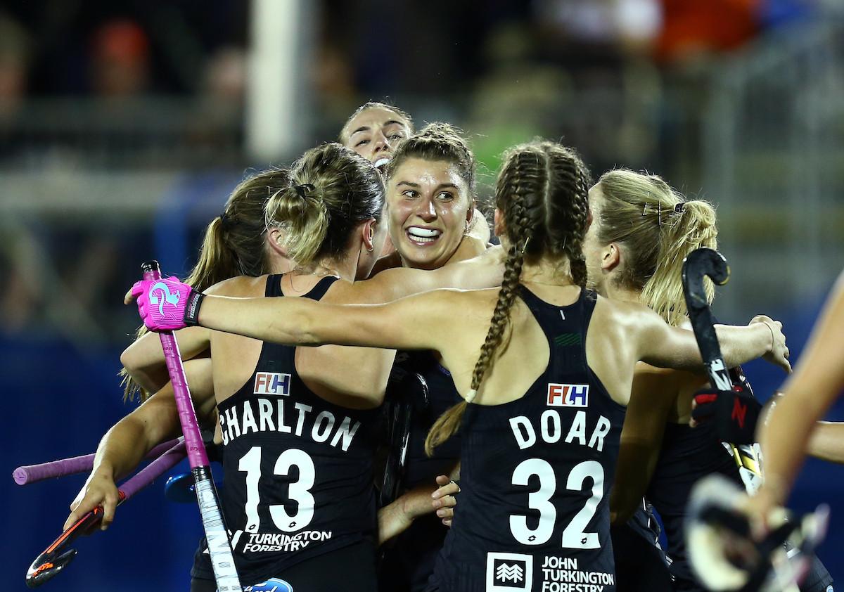 New Zealand beat England to reach Women's Hockey World League Final