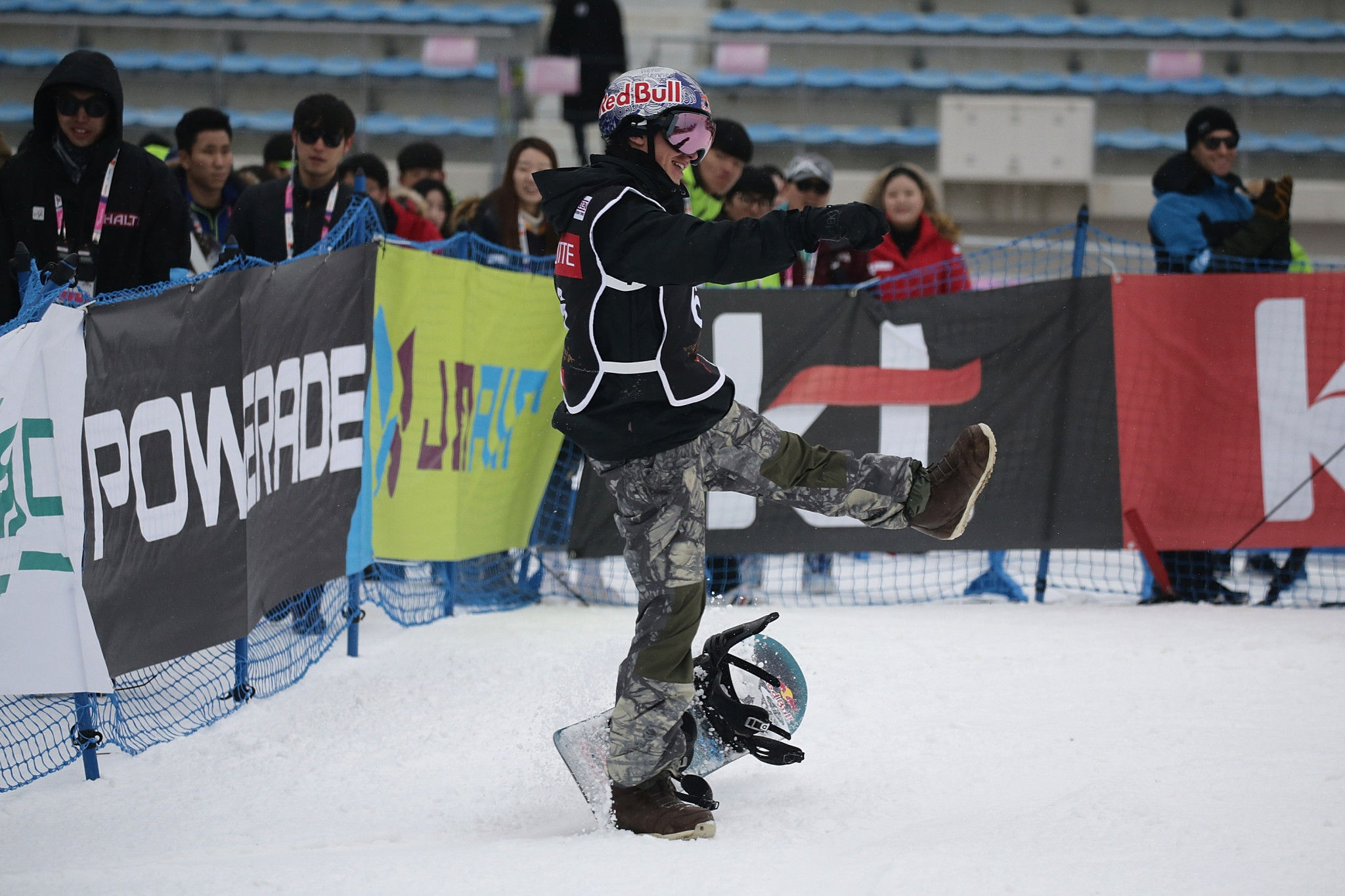McMorris and Collins top qualification standings at FIS Snowboard Big Air World Cup in Beijing