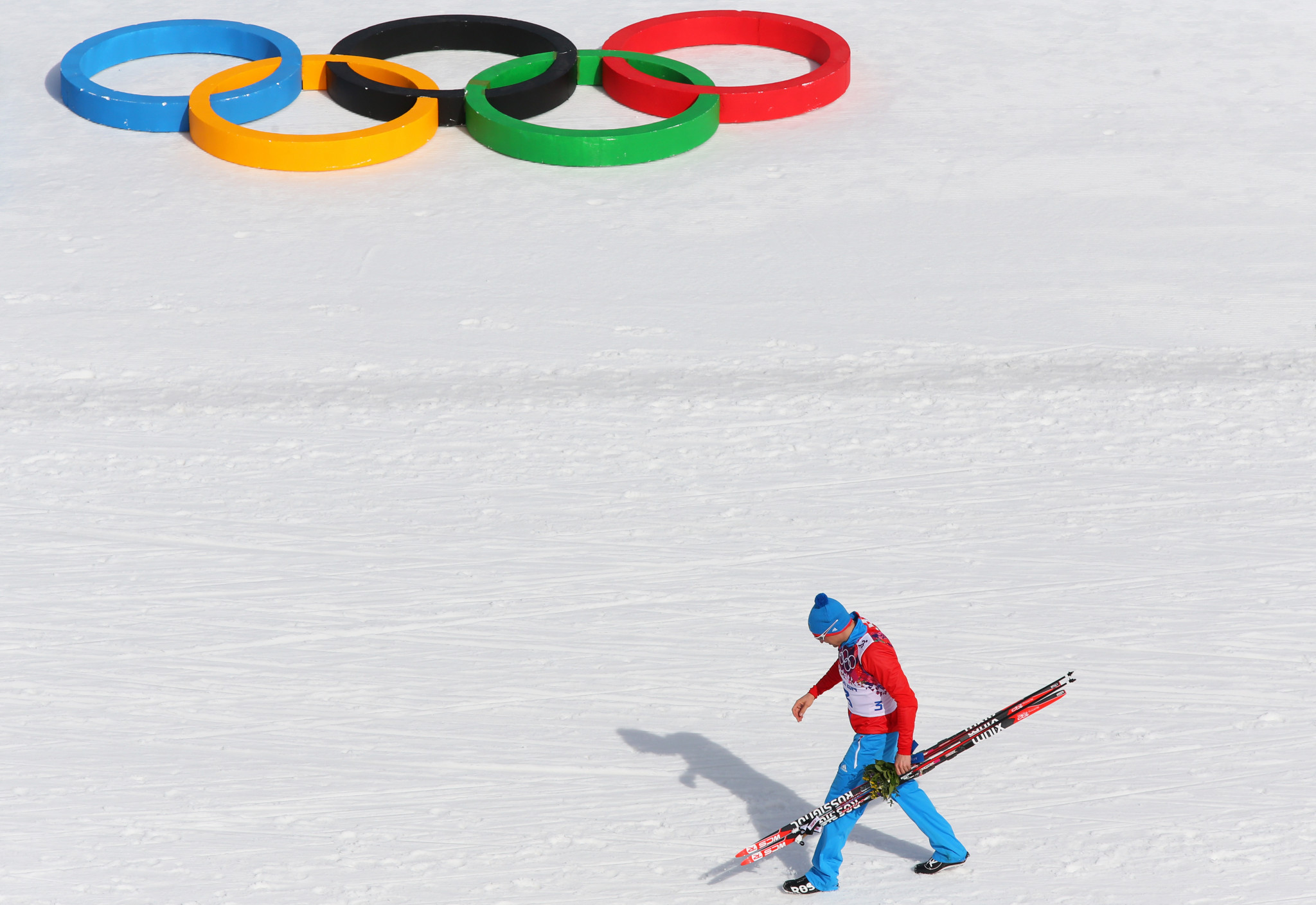 Russian skiers including Alexander Legkov have been allowed to return to competition by the FIS ©Getty Images