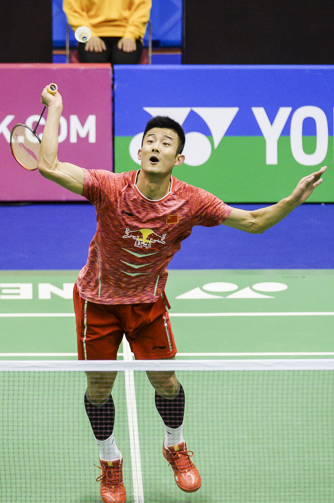 Fall of top seeds leaves Chen as new favourite for BWF Hong Kong