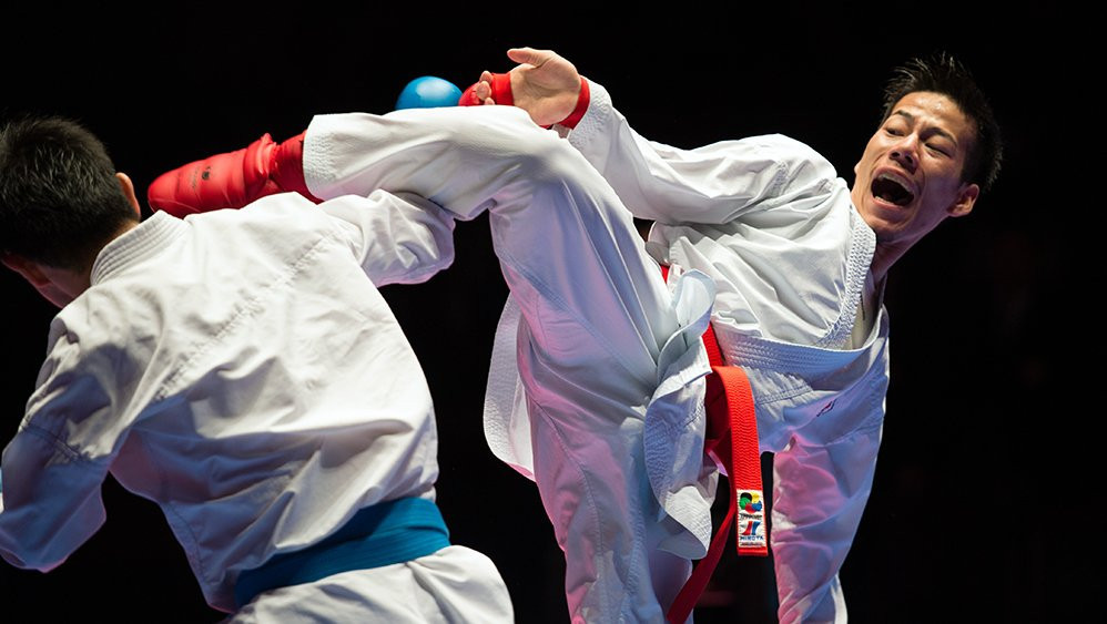 Around 800 athletes spanning 67 nations are set to compete at the season-ending Karate 1-Series A event in Okinawa ©WKF