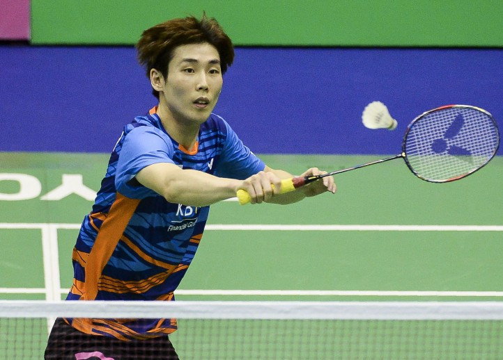 Fall of top seeds leaves Chen as new favourite for BWF Hong Kong Open title