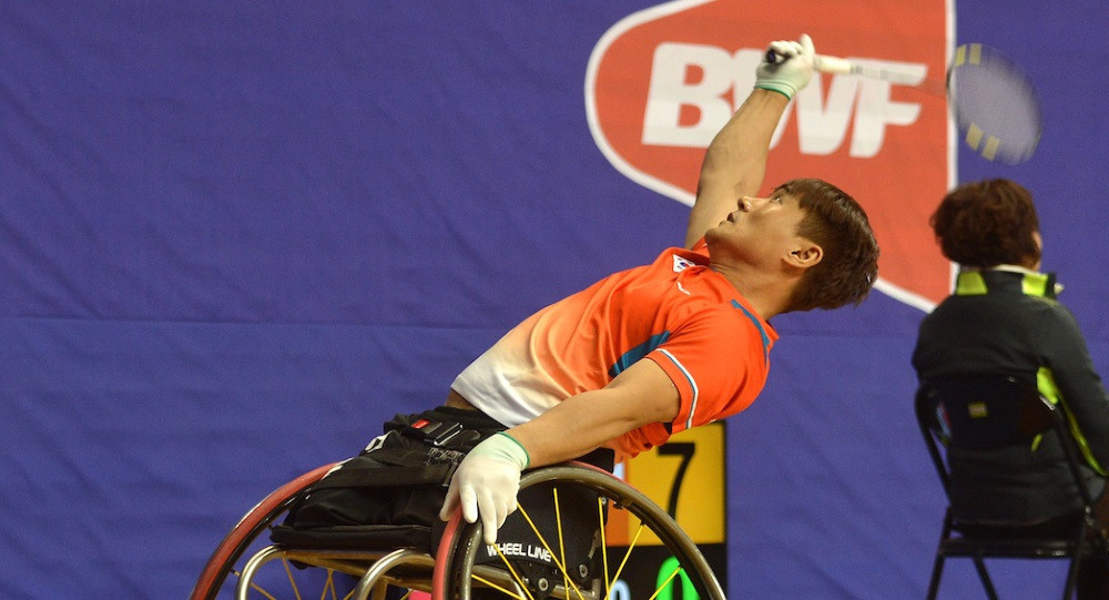 Lee leads South Korean success at Para Badminton World Championships