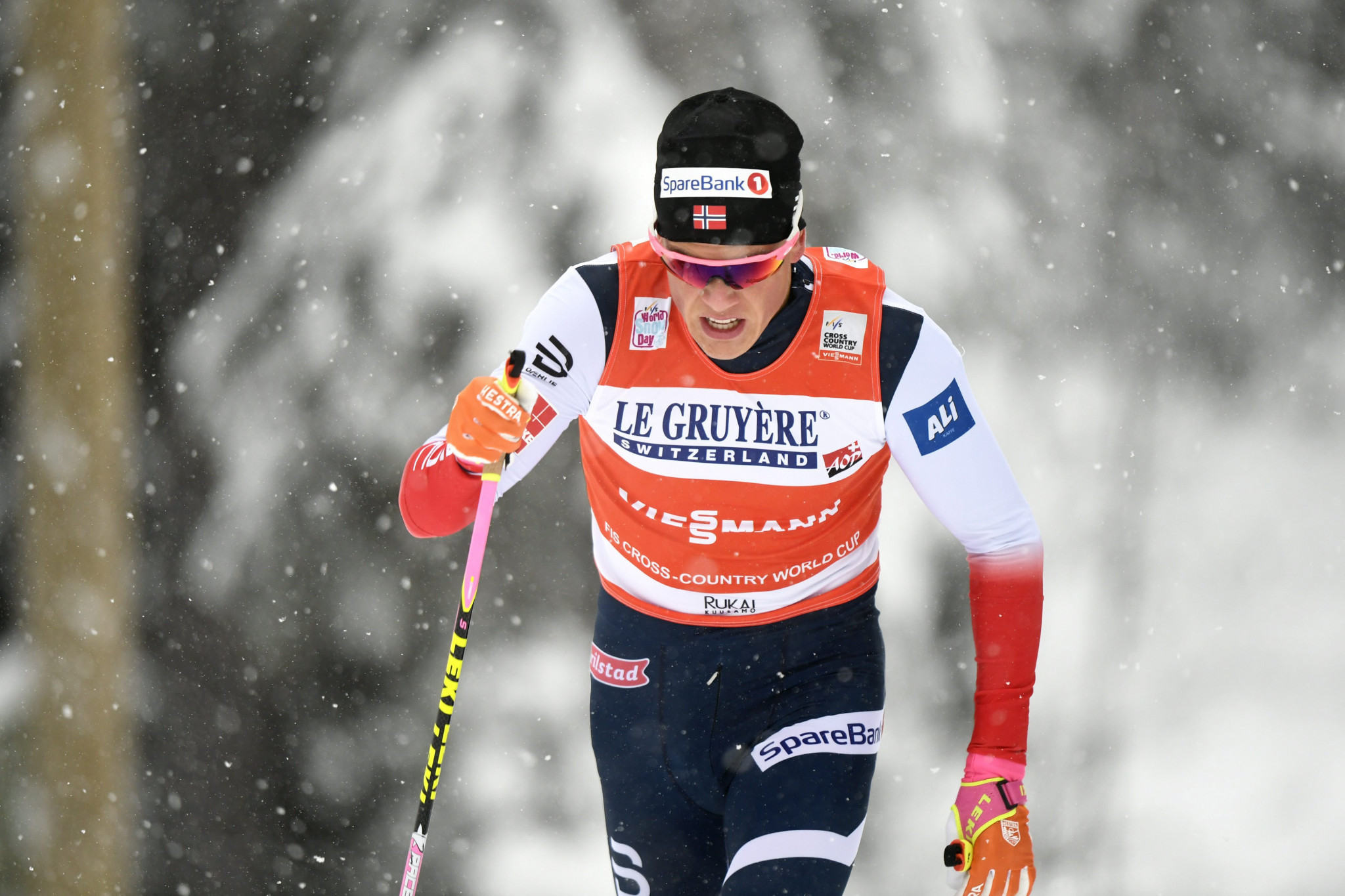 Klaebo and Nilsson top the pile as FIS Cross-Country World Cup season begins