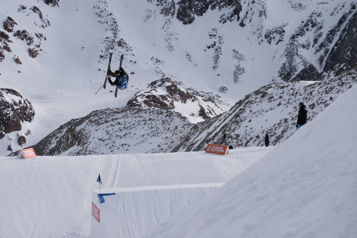 Tjader tops Slopestyle World Cup qualification event in Austria