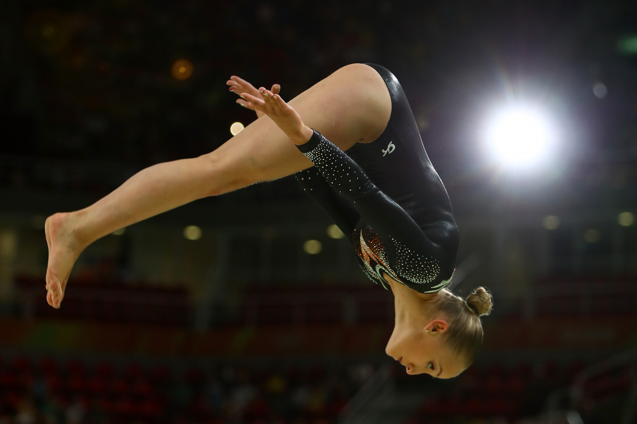 Olympic champions progress at FIG Individual Apparatus World Cup