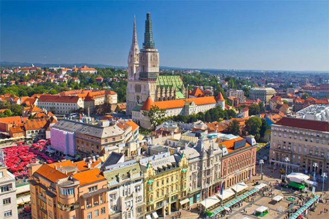 Zagreb is currently hosting the 2016 EOC General Assembly ©EOC
