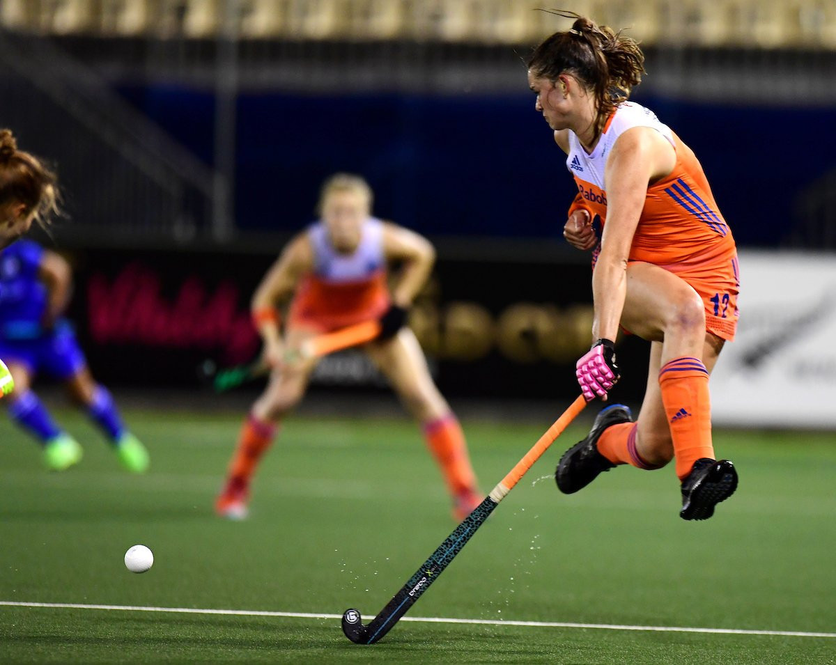 Netherlands overcome South Korea to reach Women's Hockey World League final