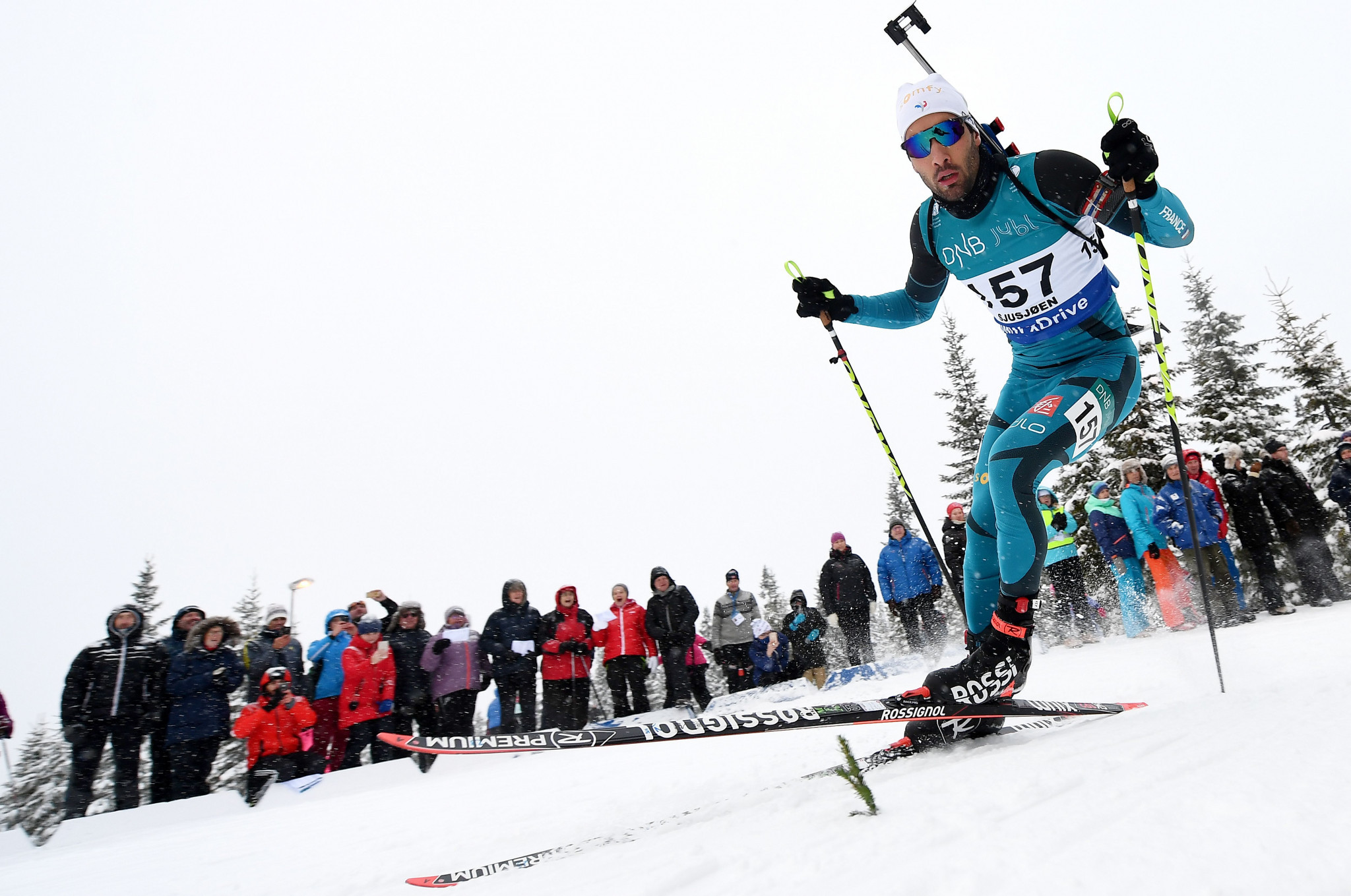 Fourcade to begin pursuit of seventh straight title as Dahlmeier ruled out of IBU World Cup opener