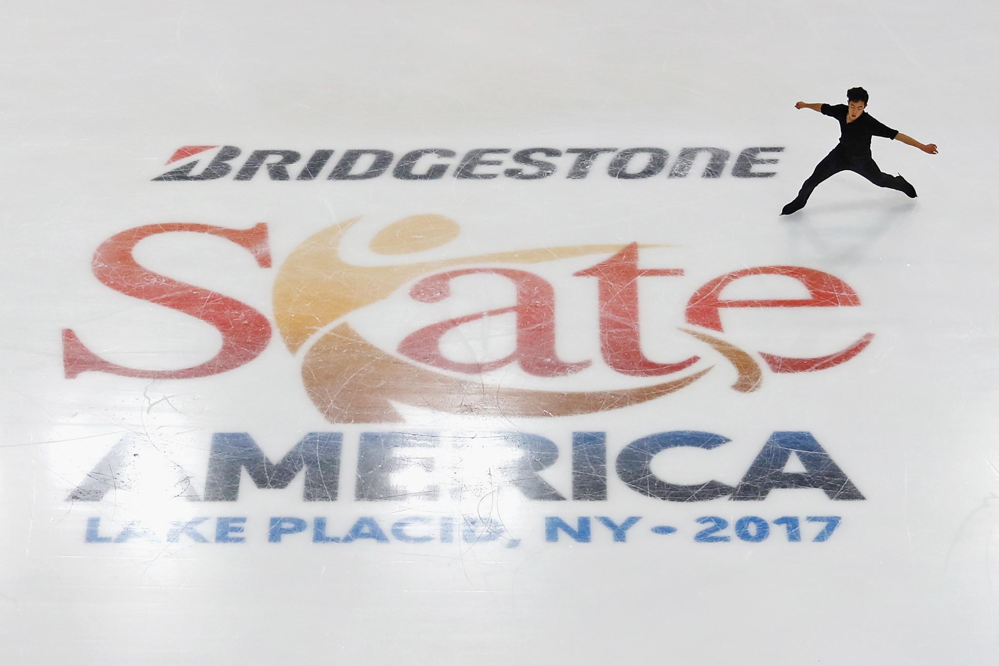 Chen impresses in short programme as Skate America begins