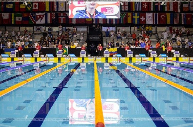 The Tollcross International Swimming Centre in Glasgow will host the 2016 British Para-Swimming International Meet ©British Para-Swimming