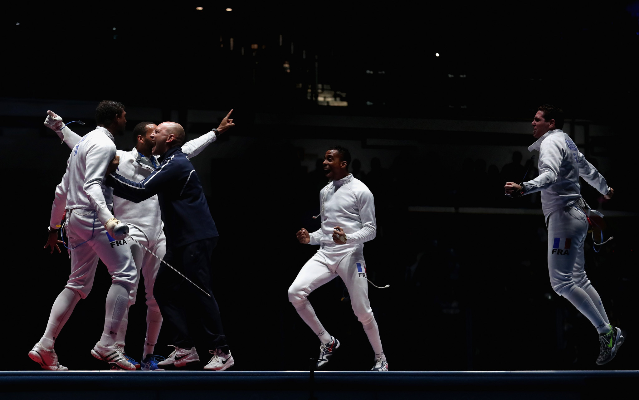 There will be a full quota of fencing team events at Tokyo 2020 ©Getty Images