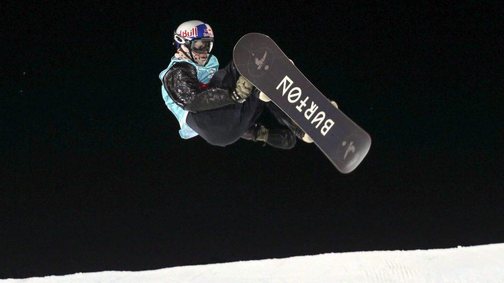 McMorris seeking to break White's X Games medal record in Norway