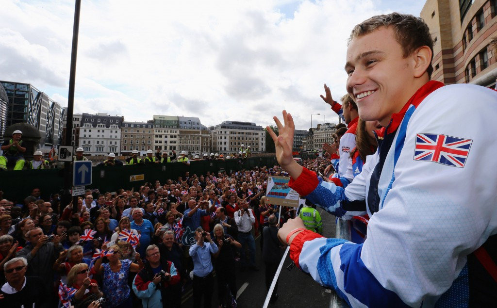 Paralympic and world champion Ollie Hynd is looking forward to returning to a venue which he says carries