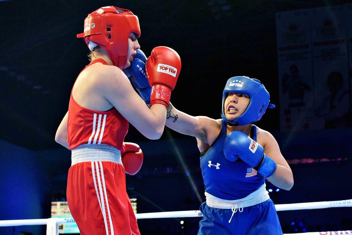 Sakshi continues India's semi-final success at AIBA Women's Youth World Championships