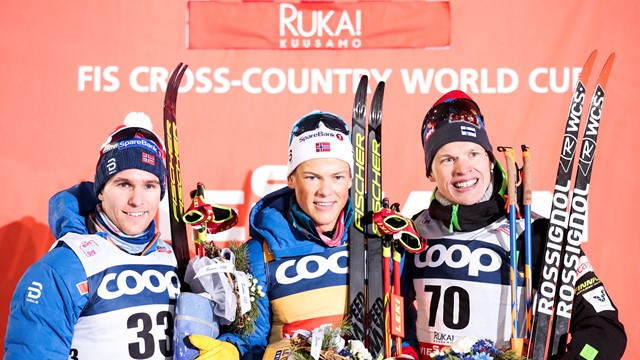 Norwegians clear winners on day two of FIS Cross-Country World Cup opener