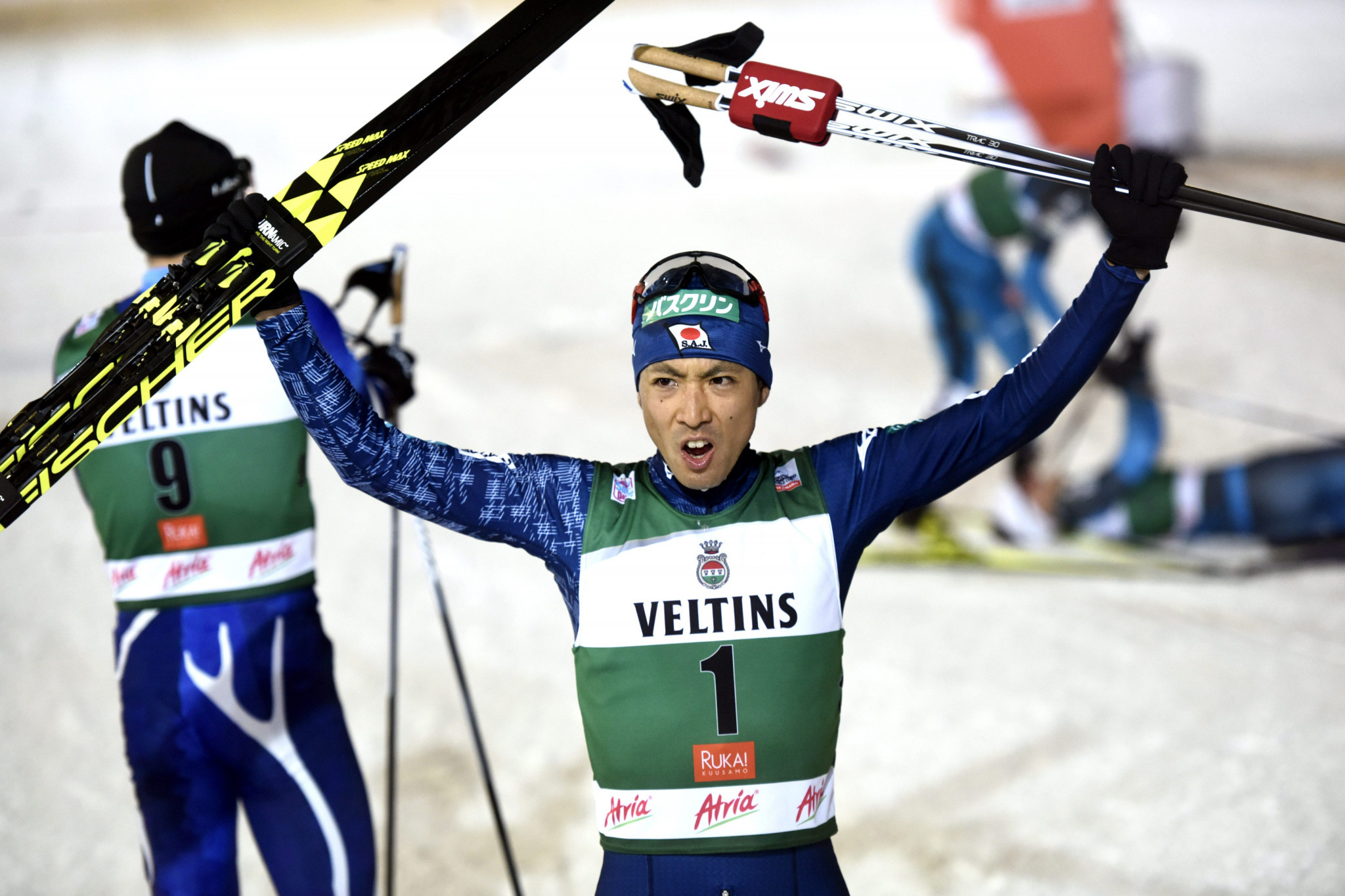 Watabe claims dominant win at FIS Nordic Combined World Cup