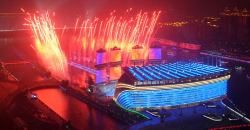 Chinese Olympic Committee to host latest Youth Camp in Guangzhou