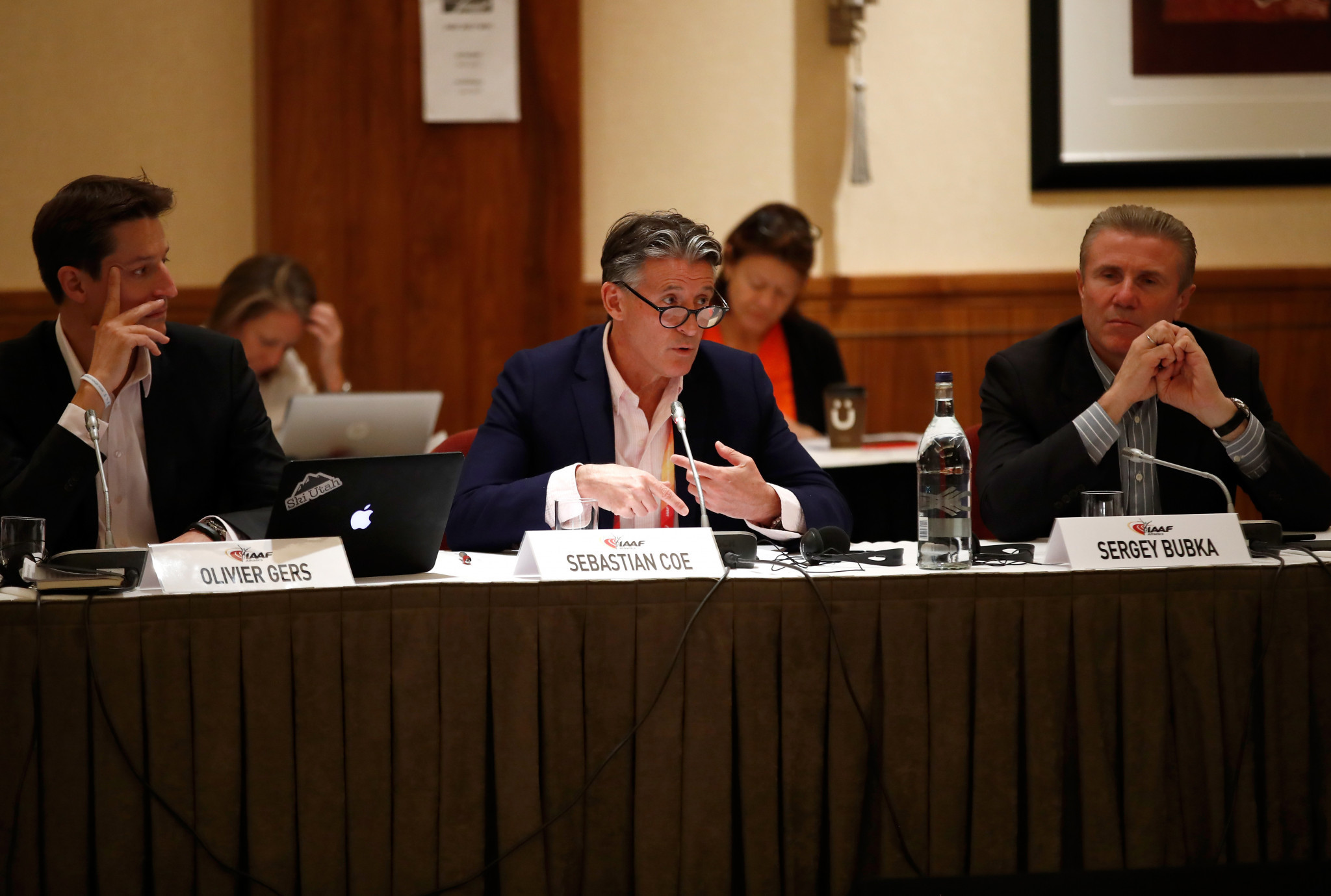 The IAAF Council has received guidance from the Taskforce on the first day of its two-day meeting in Monaco ©Getty Images