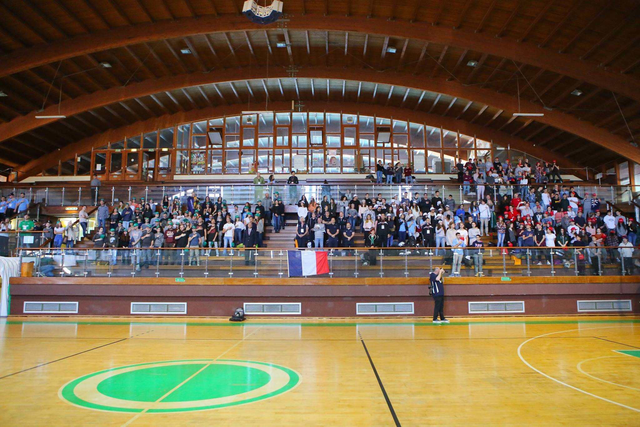 France and Australia celebrate success at Inas World Basketball Championships