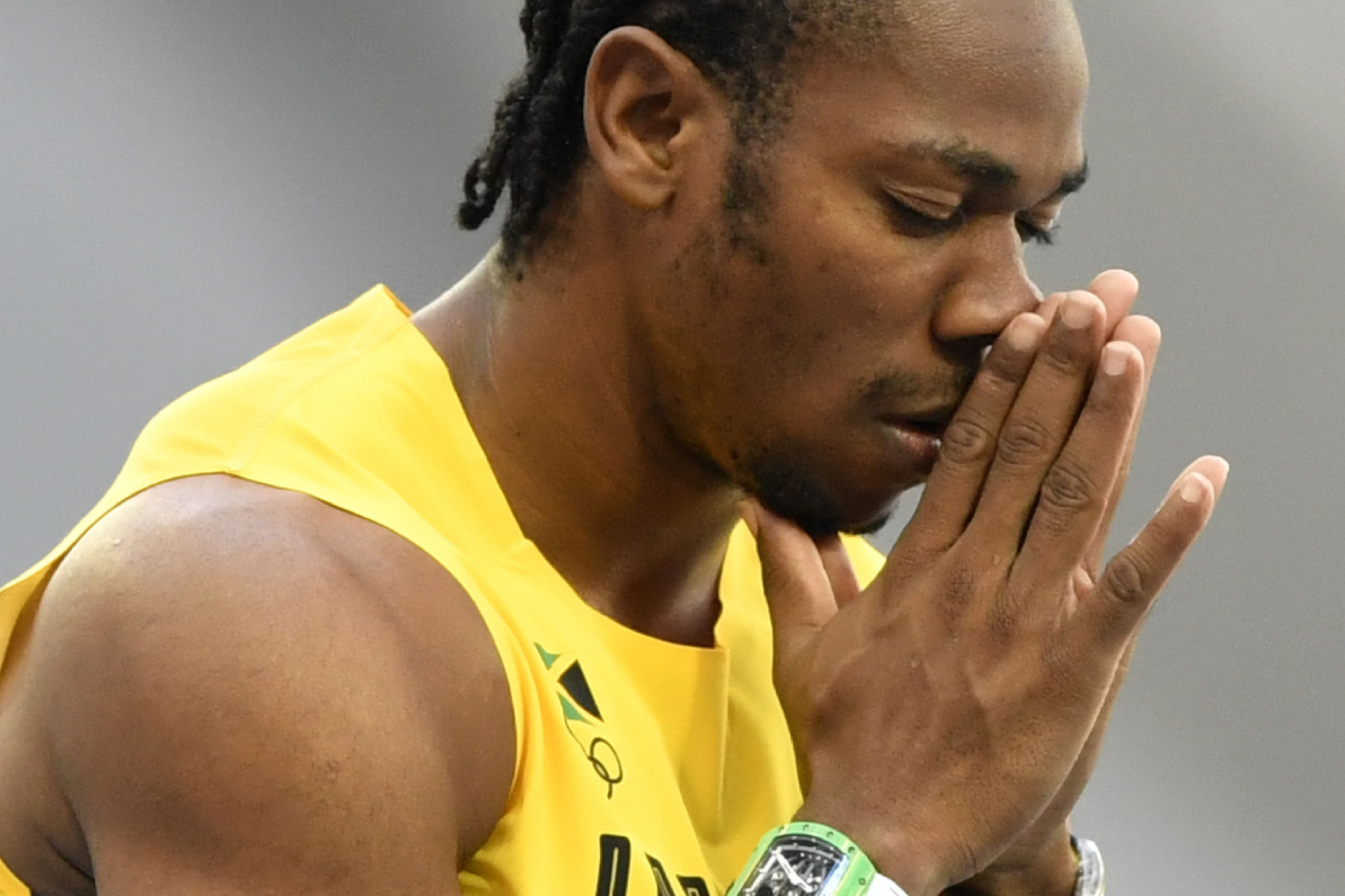 Yohan Blake is planning to run at the 2018 Commonwealth Games in the Gold Coast ©Getty Images