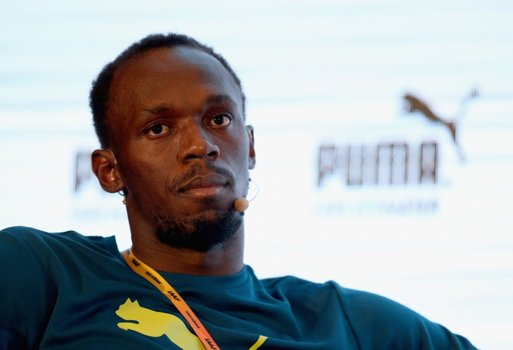 "Bolt ""sad"" that doping controversy has overshadowed IAAF World Championships"